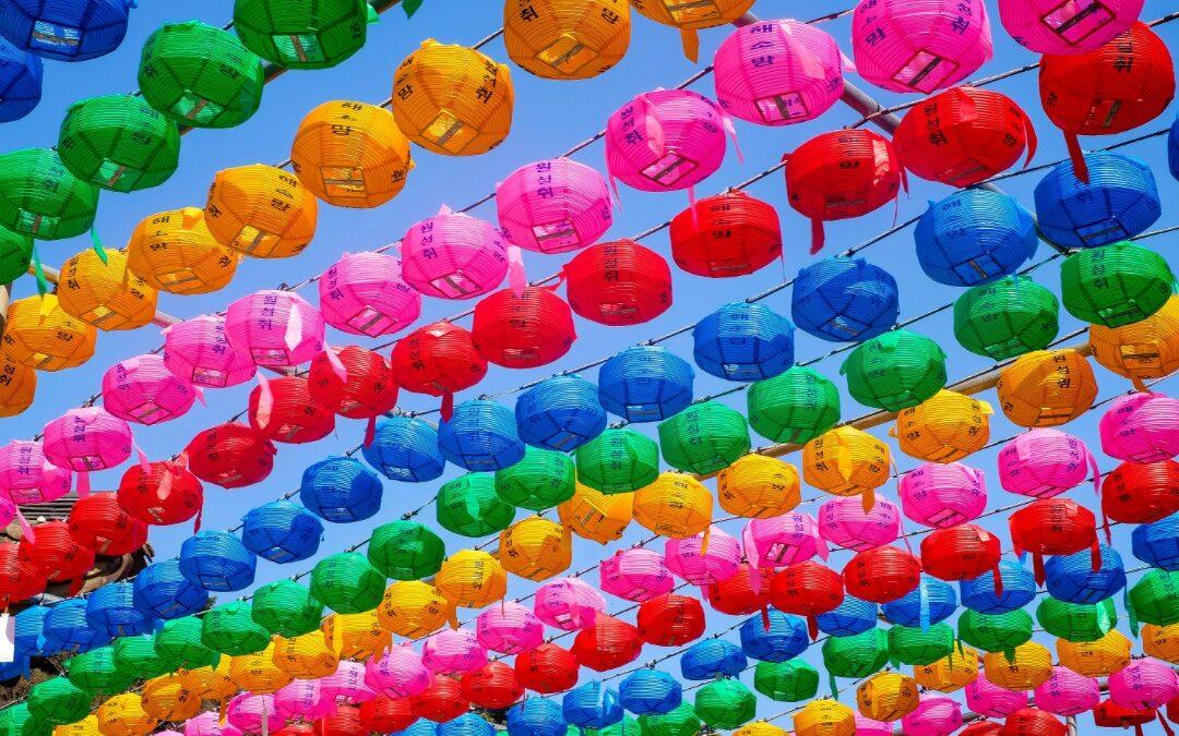 Kracht van Kleur - image bij blog waarin wordt uitgelegd wat kleur eigenlijk is en wat het met je doet.
