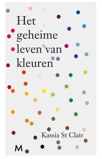 Kracht van Kleur Shop - boekomslag Het geheime leven van kleuren