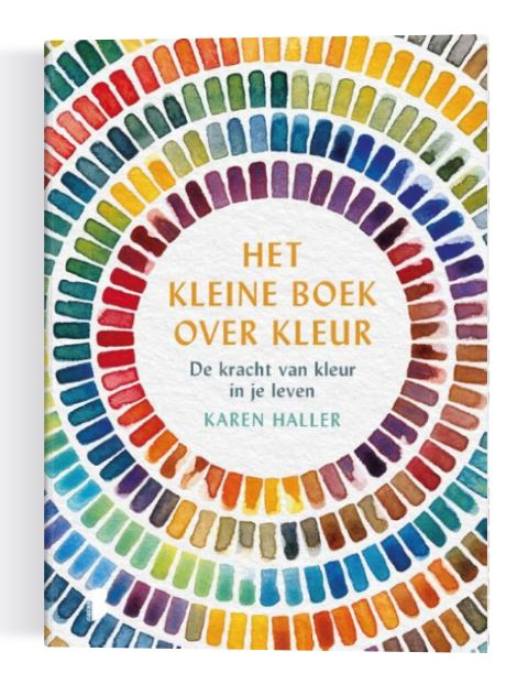 Kracht van Kleur Shop - Het kleine boek over kleur