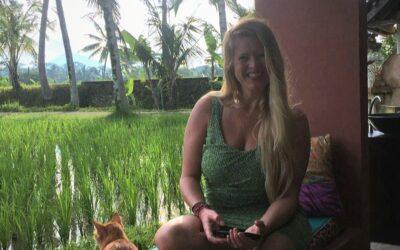 Naar Bali om de taal van kleur te leren