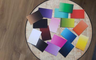 Het zaadje voor de online Kleurkaartleggingen op Kracht van Kleur
